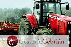 inscripcion transferencia y baja vehiculos agricolas