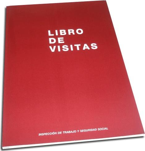 libro visitas ss